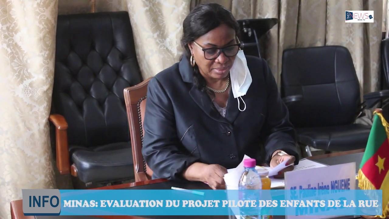 REPORTAGE SUR LA REUNION D'EVALUATION DU PROJET PILOTE DES ENFANTS DE LA RUE AU CAMEROUN JUIN 2020